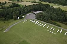 Flugplatzhockete und Holzfliegertreffen
