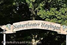 Naturtheater Hayingen - 'Älles Sicher?'