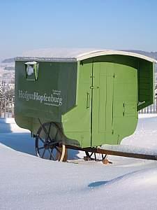 Hopfenburger Silvestermenü