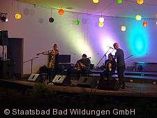 Folk im Park Bad Wildungen.