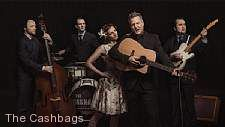 The Cashbags - A Tribute to Johnny Cash