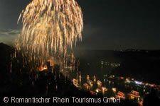 Feuerwerk.