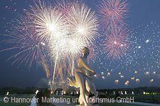 Int. Feuerwerkswettbewerb.