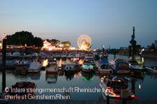 Rheinisches Fischerfest.