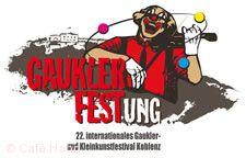 Internationales Gaukler- und Kleinkunstfestival.