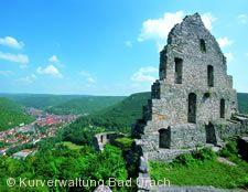 Burgruine Hohenurach, Bad Urach