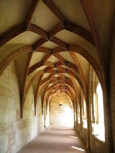 Kloster Lorch. Der Kreuzgang