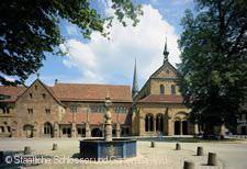 Kloster Maulbronn. Brunnen und Paradies