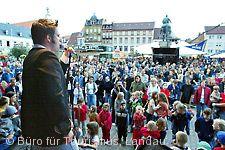 Altstadtfest Landauer Sommer.