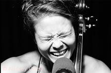 Cellistin Audrey Chen.