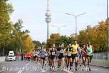 München Marathon.