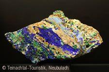 Schwarzwälder Mineralienmuseum Neubulach, Mineralstein