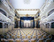 Rokokotheater Schwetzingen.