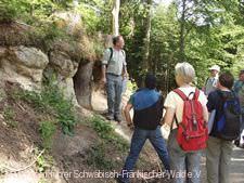 Naturparkführer Schwäbischer Wald