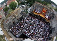 Opernfestspiele Heidenheim 2013, Turandot.