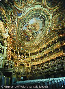 Opernhaus Bayreuth.