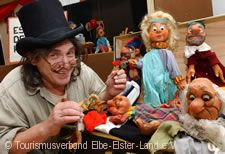 Internationales Puppentheaterfestival.