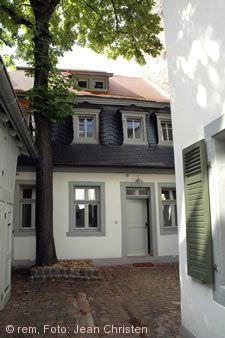 Museum Schillerhaus B 5, 7
