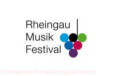 """Logo: """"Rheingau Musik Festival"""""""