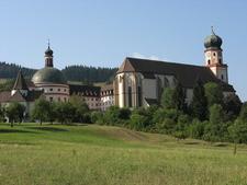 Kloster St. Trudpert.