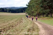Nordic-Walking ALB-GOLD Stöckles-Cup