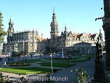 Altstadt - Theaterplatz.