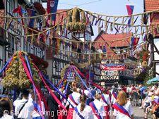 Erntedank- und Heimatfest