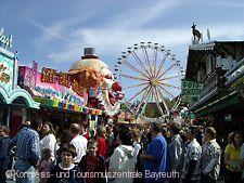 Volksfest Bayreuth.