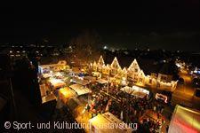 Weihnachtsmarkt Gustavsburg.