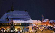 Weihnachtsmarkt Freudenstadt.