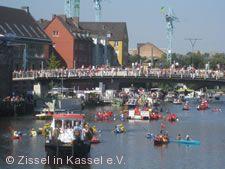 Zissel - Das Heimat- und Wasserfest