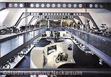 deutsches zweirad und nsu museum in neckarsulm freizeitangebot tagesausfl ge. Black Bedroom Furniture Sets. Home Design Ideas
