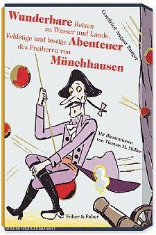 Münchhausen Geburtstagsfestmahl mit Lesung