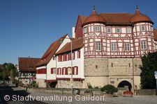 Altes Schloss Gaildorf.