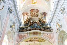 St. Georg-Orgel.