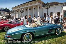Baden-Baden - Oldtimer-Meeting