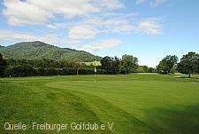 Blick auf Schwarzwald_Freiburger GC