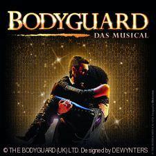 Logo: Bodyguard - Das Musical.