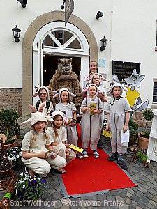 """Märchenfestival """"7 auf einen Streich"""" - Märchenhaftes Johannifest"""