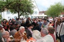 Dorf- und Backhausfest Vilsingen.