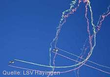 Deutsche Meisterschaften im Segelkunstflug