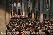 Konzert Heilig-Kreuz-Münster.
