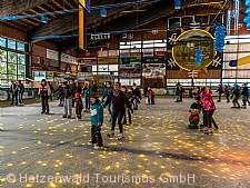 Familienwochenende Eishalle Herrischried