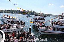 Flottensternfahrt Bodensee