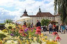 Fürstliche Gartentage Schloss Langenburg