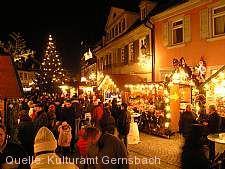 Gernsbacher Weihnachtsmarkt