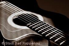 Gitarre.