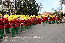 Große Narrengesellschaft Niederburg Konstanz
