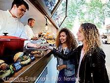 Hafenfest mit Street Food Festival und Maritimem Tag