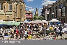 Heilbronner Cityflohmarkt